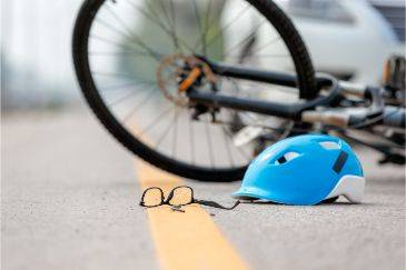Bike Accident on School Property
